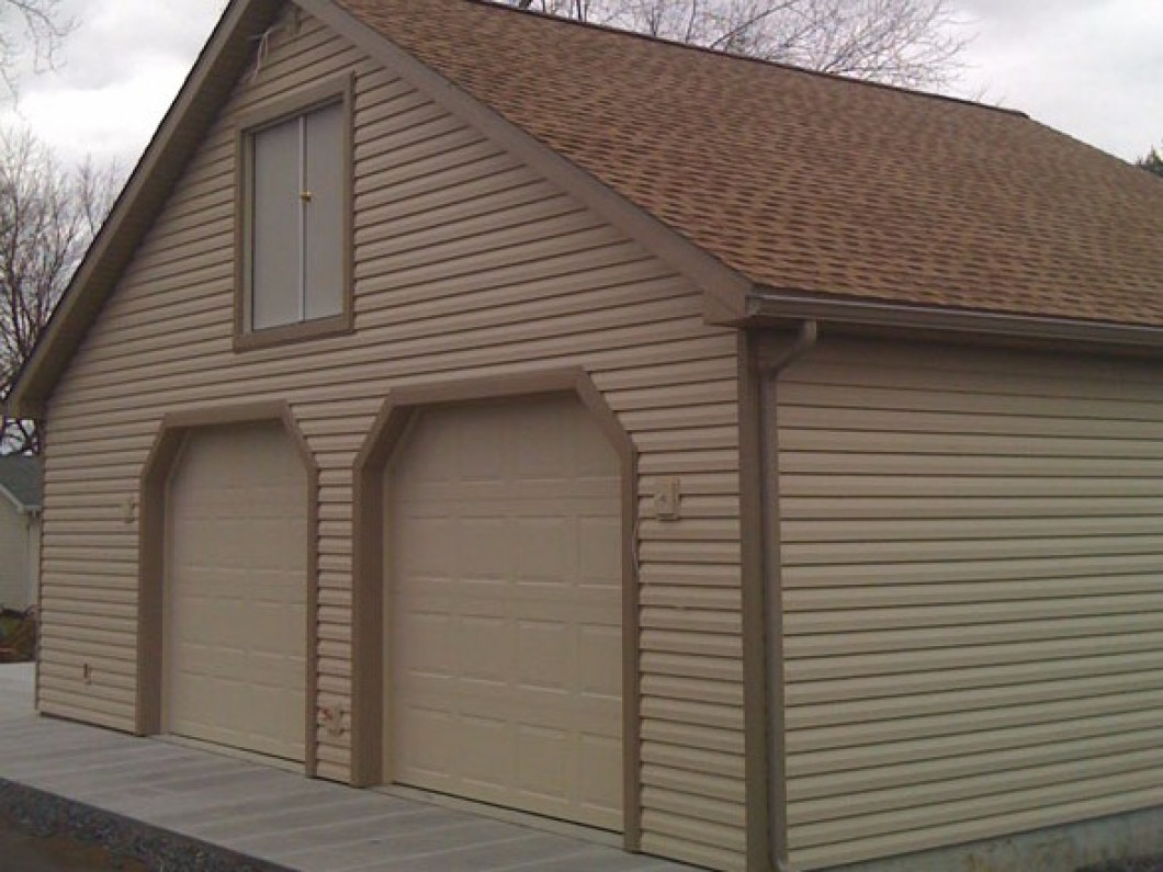 Learn more about your custom garage options